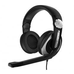 Słuchawki z mikrofonem PC330 + Hub USB 4 porty BL-USB2HUB2B...