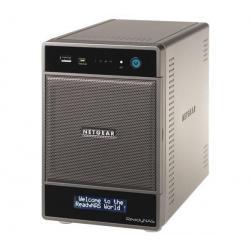 Serwer NAS ReadyNAS Ultra 4 RNDU4000-100PES  - bez twardego dysku + Aerozol z sprzężonym powietrzem Ecolgique - 350 ml + Spray c...