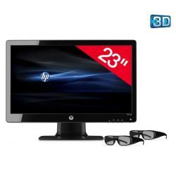 """2311gt monitor LED 3D 23"""" Full HD + Kabel HDMI 1.4 męski / HMDI męski - 2 m (MC380-2M)..."""