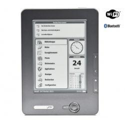 Czytnik e-booków PocketBook Pro 603 srebrny + Karta pamięci Micro SD 4 GB z adapterem...
