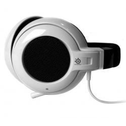 Słuchawki mikro do powieszenia na szyi SteelSeries Siberia - białe + Hub USB 4 porty BL-USB2HUB2B...