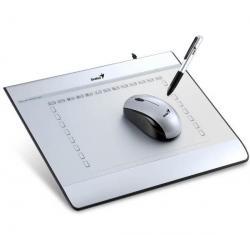 Tablet graficzny MousePen i608X + Kabel USB A męski/A żeński 2 metry - MC922AMF-2M + Hub USB 4 porty BL-USB2HUB2B...
