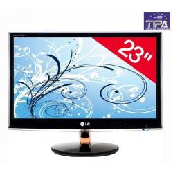 """IPS236V-PN monitor LED 23"""" Full HD + Kabel HDMI 1.4 męski / HMDI męski - 2 m (MC380-2M)..."""