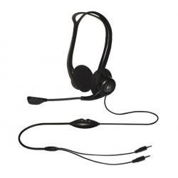 Słuchawki micro PC Headset 860 (wersja OEM) + Hub USB 4 porty BL-USB2HUB2B...