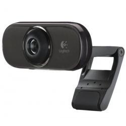 Kamera internetowa C210 + Kabel USB A męski/A żeński 2 metry - MC922AMF-2M + Hub USB 4 porty BL-USB2HUB2B...