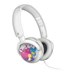 Słuchawki SHL8807/10 białe + Słuchawki stereo dzwiek digital(CS01)...