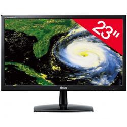 """IPS235V-BN monitor LED 23"""" Full HD + Kabel HDMI 1.4 męski / HMDI męski - 2 m (MC380-2M)..."""