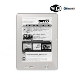 Czytnik e-book PocketBook Pro 912 biały + Karta pamięci MicroSD 2 GB + adapter...
