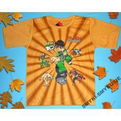 BEN 10 koszulka,bluzka dla Chłopca 116CM(6l)
