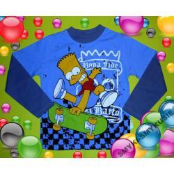 SIMPSONOWIE bluzka baweł122(7l)NOWOŚĆ 2012