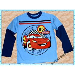 CARS AUTO bluzka bawełna 104(4l)NOWOŚĆ 2012