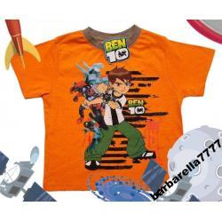 BEN10 bluzka dla Chłopaka116cm(6L)NOWOŚC