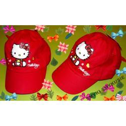 HELLO KITTY czapka z daszkiem 52-54
