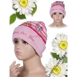 LITTLEST PET SHOP czapka na WIOSNĘ 52-54LICENCJA