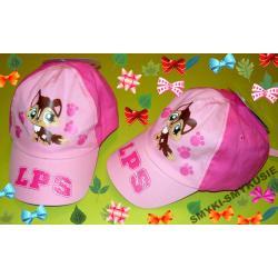 LITTLEST PET SHOP czapka z daszkiem 52-54