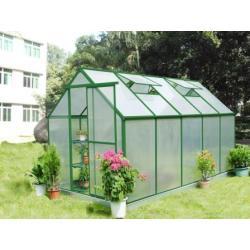 Szklarnia aluminiowa 7,20 m2