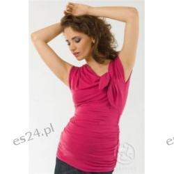 Bluzka ciążowa Sela - poziomka