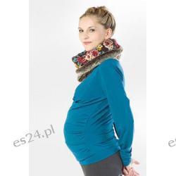 Bluzka ciążowa - Daphne - morski