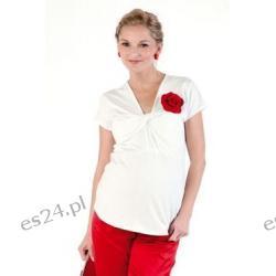 Bluzka ciążowa - Provence white