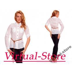 Koszula Cristal biały S HIT ! ! !