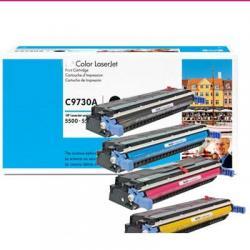 4x HP 645A C9730A Color LaserJet 5500 5550 5500dn
