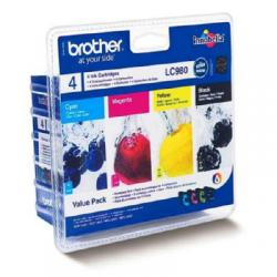 Brother LC980 DCP-145C DCP-165C DCP-195CW DCP-365