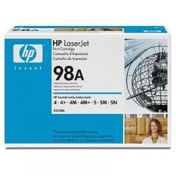 HP 98 98A 92298A LaserJet 4 4M 5 5M 5N 5SE plus