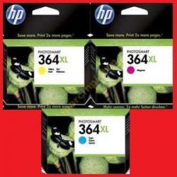 HP 364XL C5300 C5324 C5370 C5373 C5380 C5383 C6300