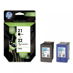 HP 21 + 22 DESKJET F2280 F2290 F4140 F4172 F4180