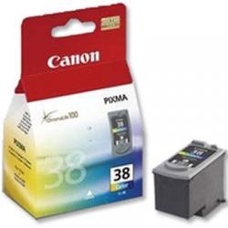 CANON CL38 PIXMA MP190 MP210 MP220 MX300 MX310