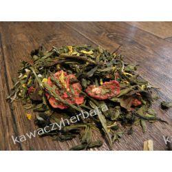 9 SKARBÓW CHIN-mieszanka herbat z dodatkami Zielone