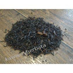 Waniliowa-czarna z dodatkami Yerba mate