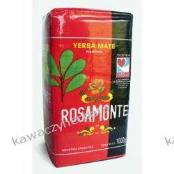 Rosamonte Elaborada Yerba Mate 1KG Czarne