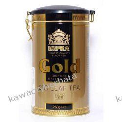 IMPRA GOLD czarna puszka 250g Owocowe