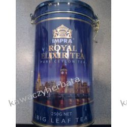 IMPRA ROYAL ELIXIR czarna puszka 250g Kawy ziarniste