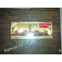 IMPRA GOLD czarna ekspresowa 25szt/50g Zaparzacze i kawiarki