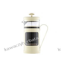 LACAFETIERE MONACO kafetiera/french press 8/1L BEŻOWA Czarne