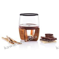 XDDESIGN COCOA zestaw fondue do czekolady Zielone