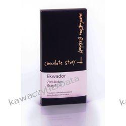 Czekolada EKWADOR CRU 70% kakao 50 gram Słodycze i przekąski