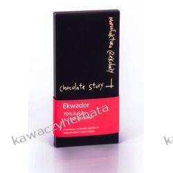 Czekolada EKWADOR CHILI PERI PERI 70% kakao 50 gram Zielone