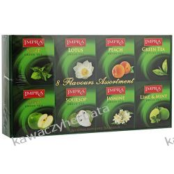 IMPRA GIFT PACK zielony zestaw exp.96 sztuk Czekolady
