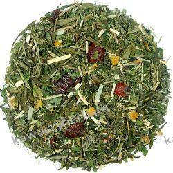 PORANNE OCZYSZCZANIE herbata funkcjonalna Czerwone