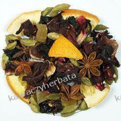 ORIENTALNA MELODIA owocowa bez aromatów