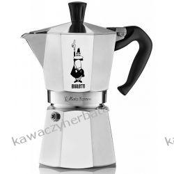 BIALETTI MOKA EXPRESS kawiarka aluminiowa Zielone