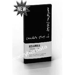 Czekolada KOLUMBIA 70% kakao 50 gram Delikatesy