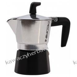 PEDRINI SEI MOKA ELITE kawiarka aluminiowa 2/100ml Wyposażenie