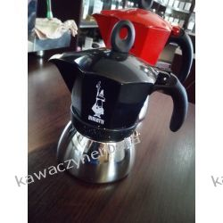 BIALETTI MOKA INDUCTION BLACK kawiarka aluminiowa 3/150ml