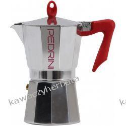 PEDRINI KAFFETTIERA kawiarka aluminiowa 6/300ml Zaparzacze i kawiarki