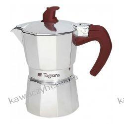 TOGNANA EXTRA STYLE kawiarka aluminiowa 6/300ml RTV i AGD