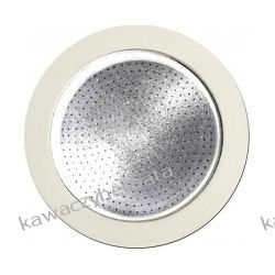 BIALETTI zestaw uszczelek i sitka do kawiarek aluminiowych 2 Wyposażenie